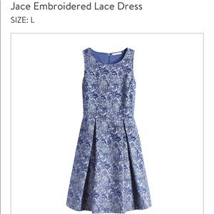 "41 Hawthorn ""Jace Lace Embroidered Dress"""